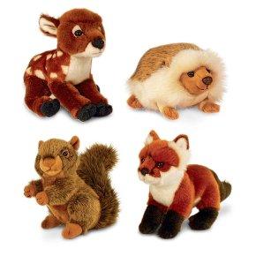 Keel Toys 19cm Woodland Animal