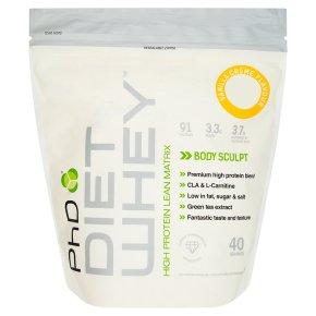 PhD Diet Whey Vanilla Crème