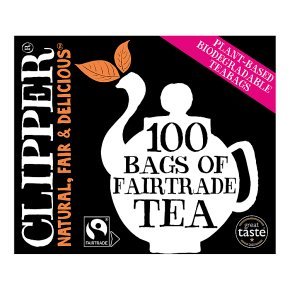 Clipper Fairtrade 100 Everyday Tea