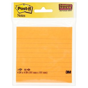 Post-it square notes