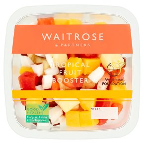 Waitrose Tropical Fruit Booster