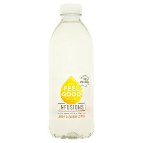 Feel Good Lemon & Elderflower