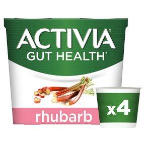 Activia Rhubarb