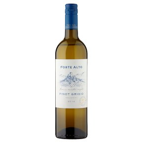 Forte Alto Pinot Grigio, Italian, White Wine