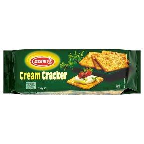 Osem cream crackers