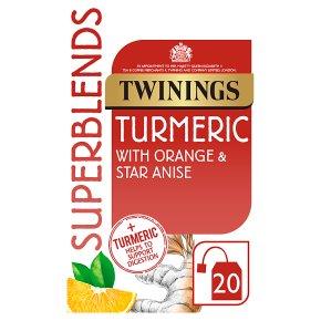 Twinings Superblends Turmeric
