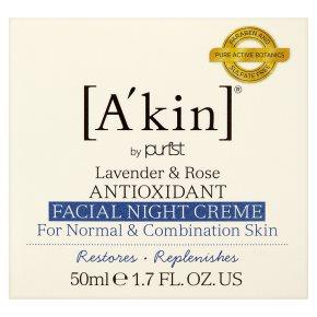 A'Kin Antioxidant Facial Night Creme