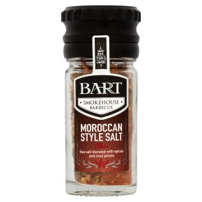 Bart Smokehouse Moroccan salt mill