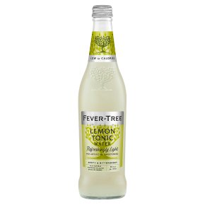 Fever-Tree Refreshingly Light Lemon Tonic Water