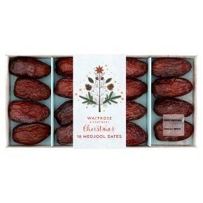 Waitrose Christmas 16 Medjool Dates