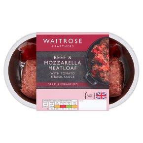 Waitrose British Beef Meatloaf