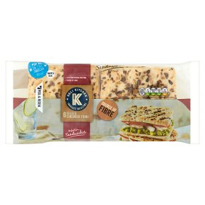 Deli Kitchen Seeded Sandwich Thins