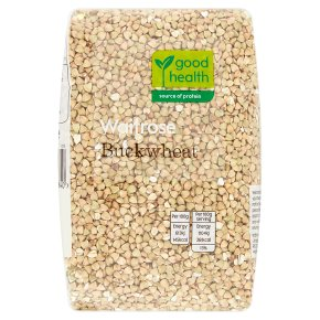 Waitrose LOVE life buckwheat