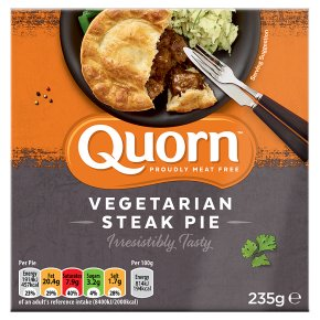Quorn Steak Style Pie | Waitrose & Partners