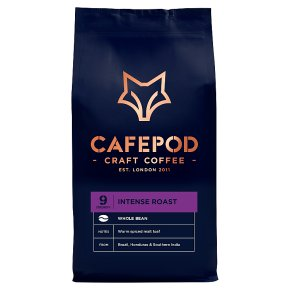 CafePod Coffee Co. Coffee Beans Intense