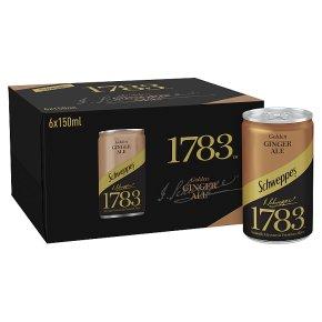 Schweppes 1783 Golden Ginger Ale