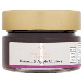 No.1 Damson & Apple Chutney