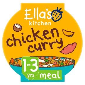 Ella's Kitchen Chicken Curry