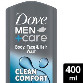 Dove Men Clean Comfort Wash