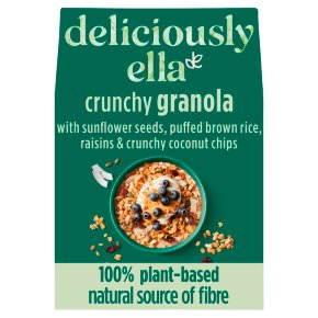 Deliciously Ella Buckwheat Granola