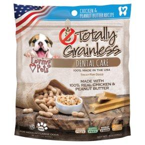 Totally Grainless PButter/Chkn Lge