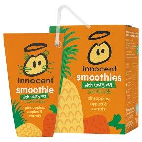 innocent kids pineapple & carrot