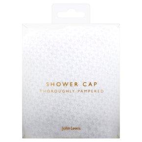 John Lewis Shower Cap