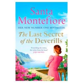 Last Secret of the Deverills Sante Montefiore