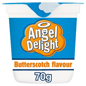 Angel Delight Bubbly Butterscotch