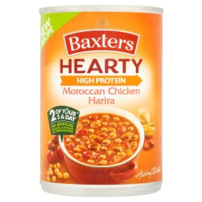 Baxters Hearty Moroccan Chicken Harira Soup