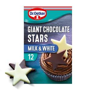 Dr. Oetker Giant Chocolate Stars