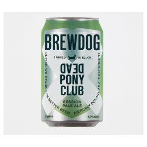 Brew Dog Dead Pony Club Scotland