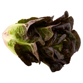 Waitrose Loose Ruby Gem Lettuce