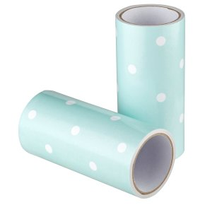 essential Waitrose lint roller refill, pack of 2