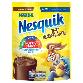 Nestl nesquik hot chocolate waitrose nestl nesquik hot chocolate sciox Choice Image