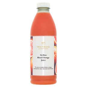 No.1 Sicilian Blood Orange Juice