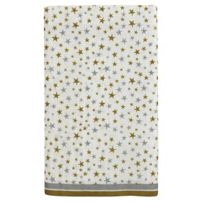 Waitrose Home Celebration Stars Table Cover