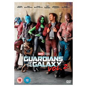 DVD Guardians of the Galaxy 2