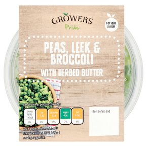 Growers Pride Peas, Leek & Broccoli