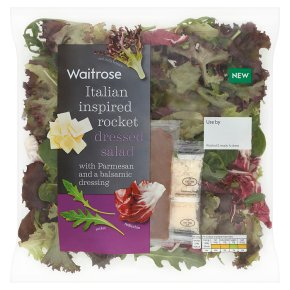 Waitrose Rocket Dressed Salad Waitrose Partners