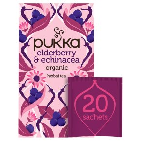 Pukka Elderberry & Echinacea 20s