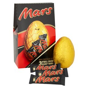 Mars Extra Large Egg with Bars
