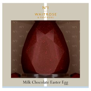 No.1 Milk Chocolate Easter Egg