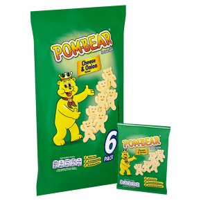 Pom-Bear Cheese & Onion