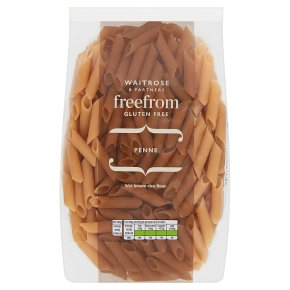 Waitrose Free From Brown Rice Penne