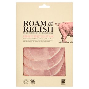 Roam & Relish Honey Roast Ham