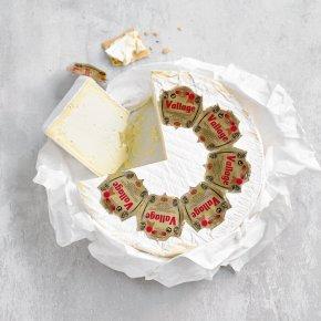 Domaine du Vallage Triple Crème Brie