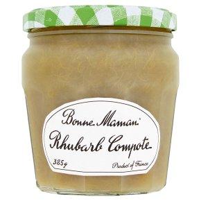 Bonne Maman Rhubarb Compote