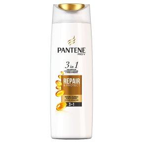 Pantene Pro V Volume & Body Fine Hair 2 in 1 Shampoo