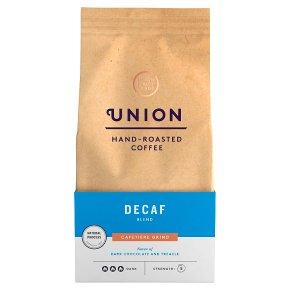 Union Decaf Blend Cafetière Grind